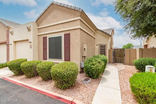 2565 E Southern Avenue #55, Mesa, AZ 85204 (MLS #6264956) :: The Daniel Montez Real Estate Group