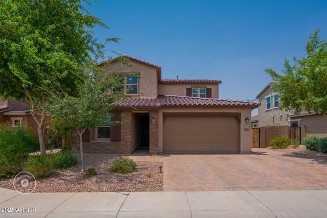 856 S 199TH Lane, Buckeye, AZ 85326 (MLS #6264964) :: Yost Realty Group at RE/MAX Casa Grande