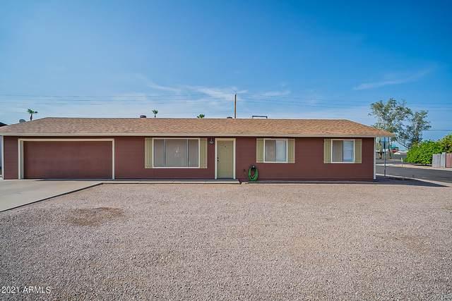 1391 W 7th Avenue, Apache Junction, AZ 85120 (MLS #6264977) :: Yost Realty Group at RE/MAX Casa Grande