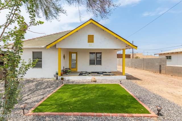 1514 W Sherman Street, Phoenix, AZ 85007 (MLS #6264987) :: Service First Realty