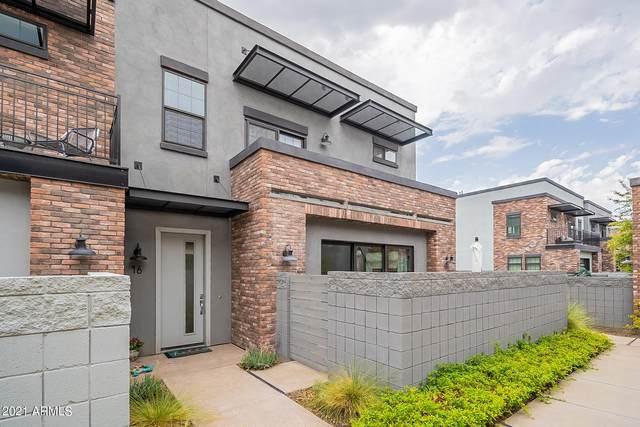 240 W Missouri Avenue #16, Phoenix, AZ 85013 (MLS #6264995) :: Yost Realty Group at RE/MAX Casa Grande