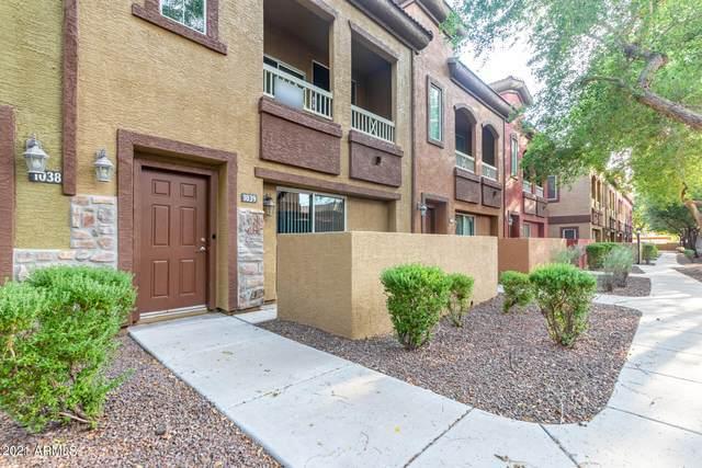 1920 E Bell Road #1039, Phoenix, AZ 85022 (MLS #6264996) :: Yost Realty Group at RE/MAX Casa Grande