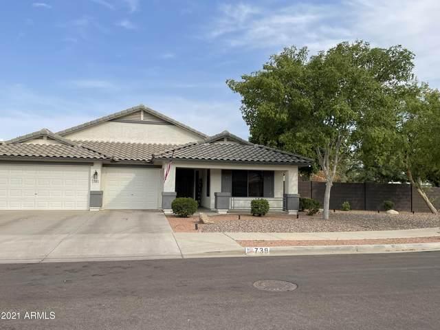 739 N 168TH Avenue, Goodyear, AZ 85338 (MLS #6265001) :: neXGen Real Estate