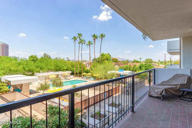 2323 N Central Avenue #205, Phoenix, AZ 85004 (MLS #6265006) :: The Carin Nguyen Team