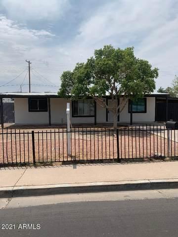 907 E Vineyard Road E, Phoenix, AZ 85042 (MLS #6265008) :: Yost Realty Group at RE/MAX Casa Grande