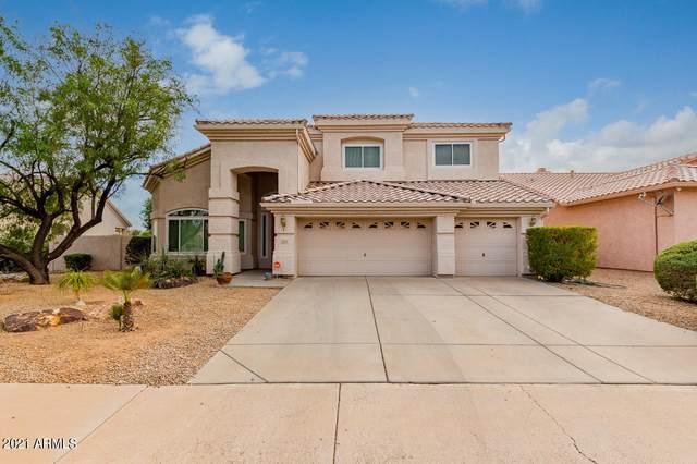 2714 N 136TH Drive, Goodyear, AZ 85395 (MLS #6265038) :: Yost Realty Group at RE/MAX Casa Grande