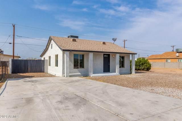 2416 E Roeser Road, Phoenix, AZ 85040 (MLS #6265044) :: The Riddle Group
