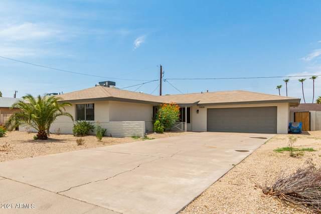 13828 N 33RD Avenue, Phoenix, AZ 85053 (MLS #6265046) :: Executive Realty Advisors