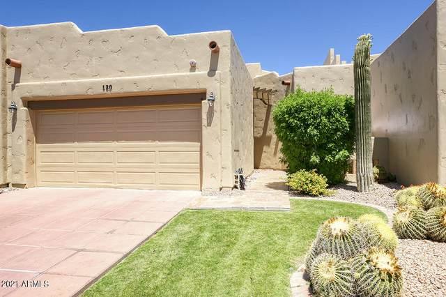7955 E Chaparral Road #120, Scottsdale, AZ 85250 (MLS #6265056) :: Executive Realty Advisors