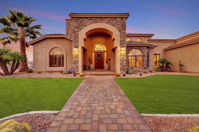5648 W Arrowhead Lakes Drive, Glendale, AZ 85308 (MLS #6265058) :: Yost Realty Group at RE/MAX Casa Grande