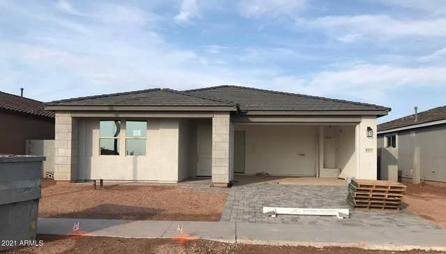4553 S Element, Mesa, AZ 85212 (MLS #6265104) :: Yost Realty Group at RE/MAX Casa Grande