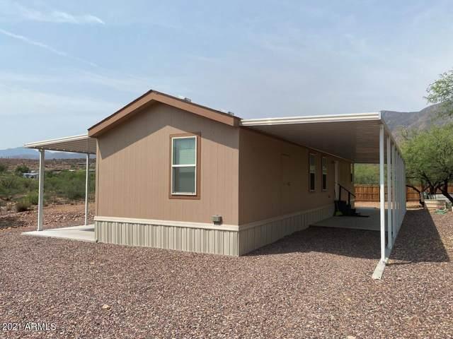 171 E Cypress Circle E, Tonto Basin, AZ 85553 (MLS #6265140) :: Yost Realty Group at RE/MAX Casa Grande
