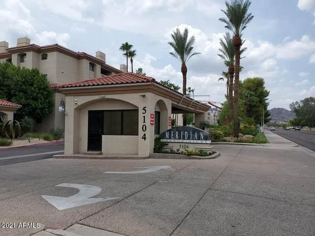 5104 N 32ND Street N #429, Phoenix, AZ 85018 (MLS #6265152) :: Klaus Team Real Estate Solutions