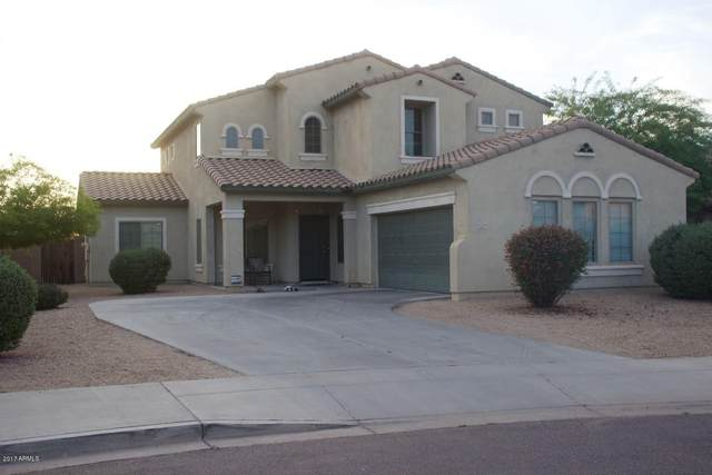 8216 S 54TH Lane, Laveen, AZ 85339 (MLS #6265154) :: Keller Williams Realty Phoenix