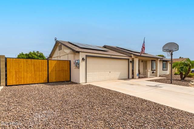 4816 W Corrine Drive, Glendale, AZ 85304 (#6265169) :: Long Realty Company