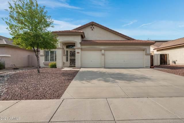 6762 W Bronco Trail, Peoria, AZ 85383 (MLS #6265185) :: Howe Realty