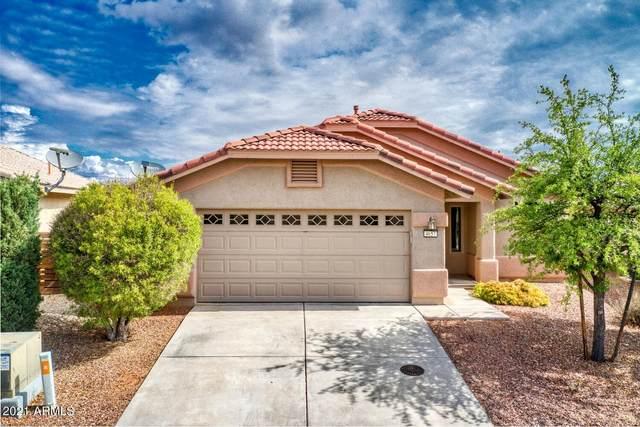4657 Big Bend Street E, Sierra Vista, AZ 85650 (MLS #6265192) :: Yost Realty Group at RE/MAX Casa Grande