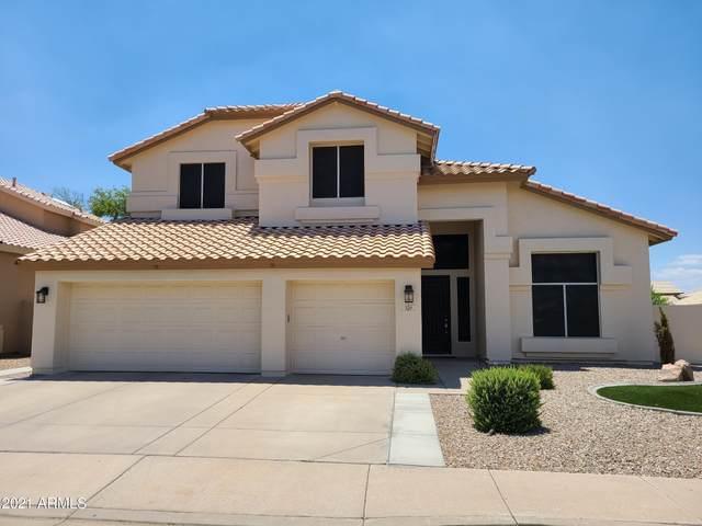 320 N Stanley Place, Chandler, AZ 85226 (MLS #6265196) :: Kepple Real Estate Group