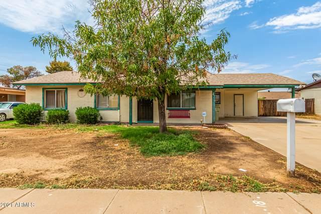 5016 N 68TH Drive, Glendale, AZ 85303 (MLS #6265200) :: Yost Realty Group at RE/MAX Casa Grande