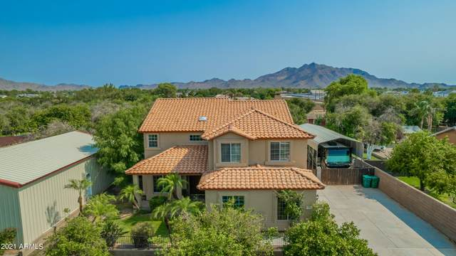 18021 E Villa Park Street, Gilbert, AZ 85298 (MLS #6265216) :: Yost Realty Group at RE/MAX Casa Grande