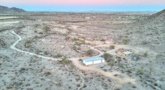 54401 W Quail Run Road, Maricopa, AZ 85139 (MLS #6265226) :: The Garcia Group