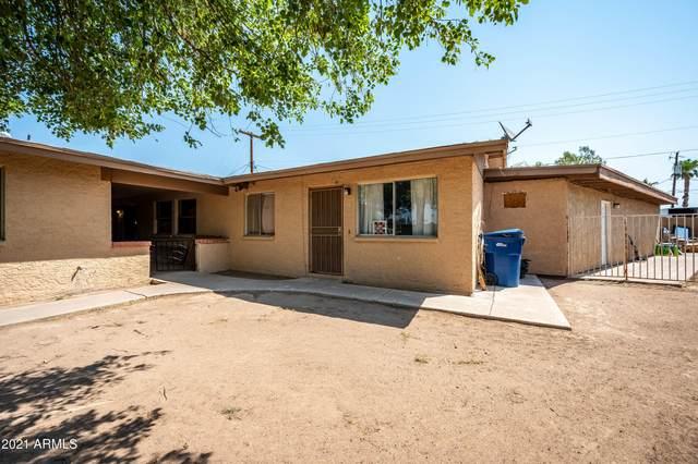 1059 N Wedgewood Drive, Mesa, AZ 85203 (MLS #6265228) :: ASAP Realty