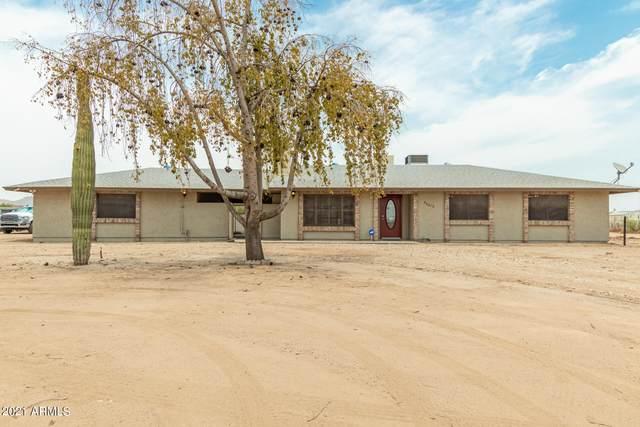 22816 W Hilton Avenue, Buckeye, AZ 85326 (MLS #6265237) :: Klaus Team Real Estate Solutions