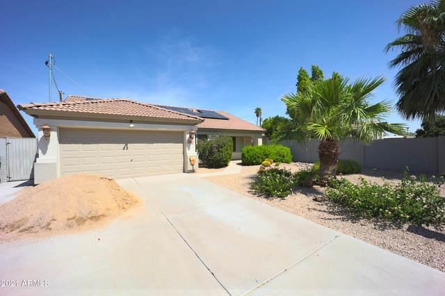 16243 N 27TH Street, Phoenix, AZ 85032 (MLS #6265243) :: Yost Realty Group at RE/MAX Casa Grande
