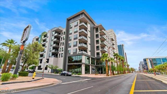 3131 N Central Avenue #4007, Phoenix, AZ 85012 (MLS #6265257) :: Jonny West Real Estate