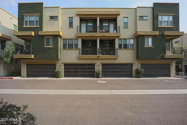 4236 N 27TH Street #35, Phoenix, AZ 85016 (MLS #6265279) :: The Daniel Montez Real Estate Group
