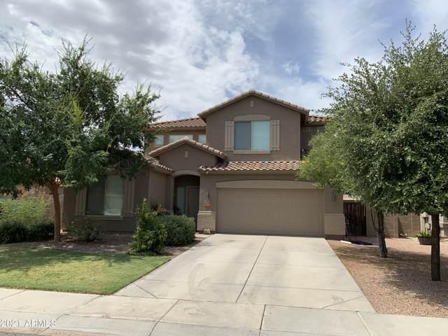 637 W Jersey Way, San Tan Valley, AZ 85143 (MLS #6265304) :: Yost Realty Group at RE/MAX Casa Grande
