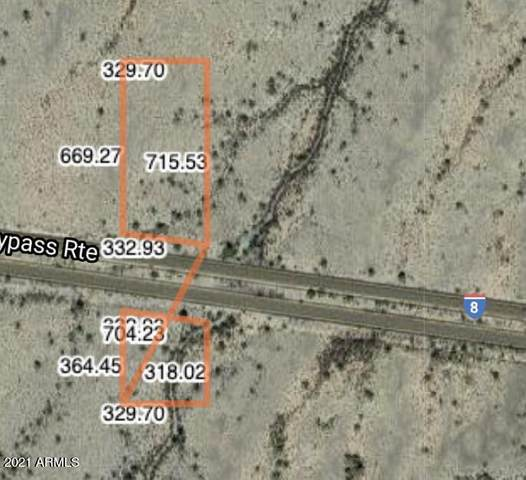 0 W Frontage I-8, Gila Bend, AZ 85337 (MLS #6265312) :: Yost Realty Group at RE/MAX Casa Grande