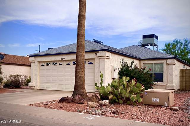 3615 W Camino Del Rio, Glendale, AZ 85310 (MLS #6265333) :: Yost Realty Group at RE/MAX Casa Grande