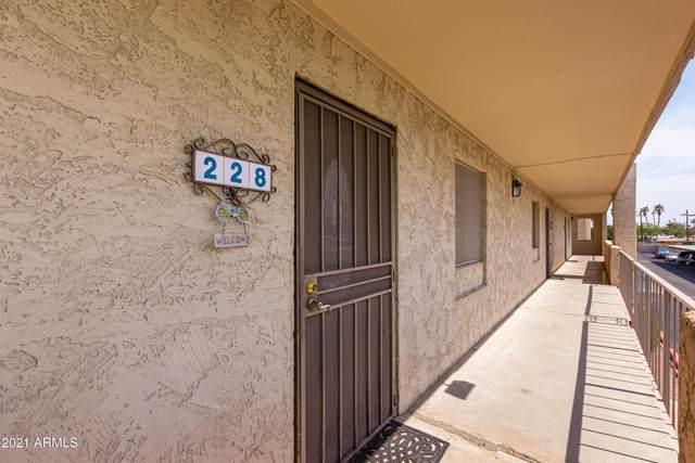 3314 N 68TH Street #228, Scottsdale, AZ 85251 (MLS #6265349) :: Arizona Home Group