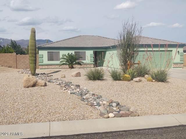 26365 S Kristina Drive, Congress, AZ 85332 (MLS #6265413) :: Yost Realty Group at RE/MAX Casa Grande
