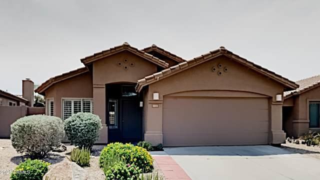 26415 N 43RD Place, Phoenix, AZ 85050 (MLS #6265449) :: Service First Realty