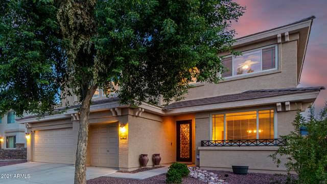 11225 E Starfire Avenue, Mesa, AZ 85212 (MLS #6265457) :: Yost Realty Group at RE/MAX Casa Grande