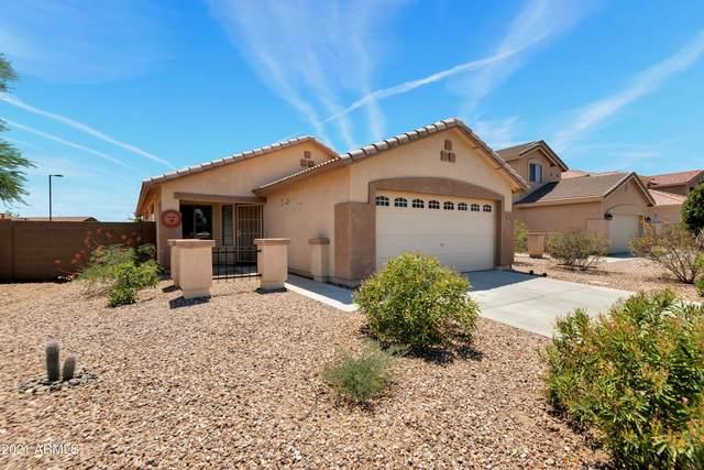 21659 W Durango Street, Buckeye, AZ 85326 (MLS #6265466) :: Yost Realty Group at RE/MAX Casa Grande