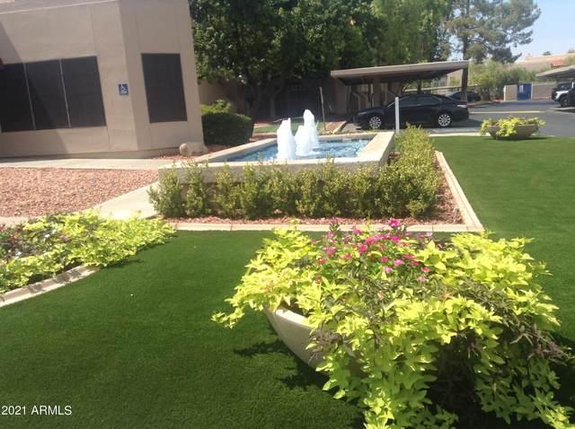 5950 N 78TH Street #159, Scottsdale, AZ 85250 (MLS #6265482) :: Service First Realty