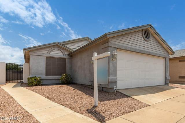 5613 S 42nd Street, Phoenix, AZ 85040 (MLS #6265490) :: Yost Realty Group at RE/MAX Casa Grande
