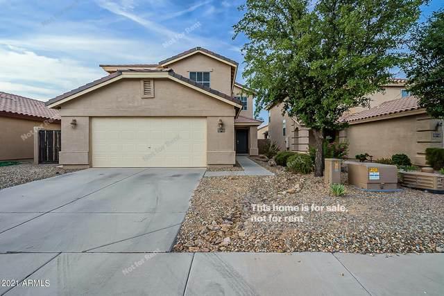 1114 E Mayfield Drive, San Tan Valley, AZ 85143 (MLS #6265502) :: Yost Realty Group at RE/MAX Casa Grande