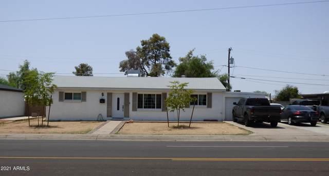 8308 N 27th Avenue, Phoenix, AZ 85051 (MLS #6265506) :: Yost Realty Group at RE/MAX Casa Grande