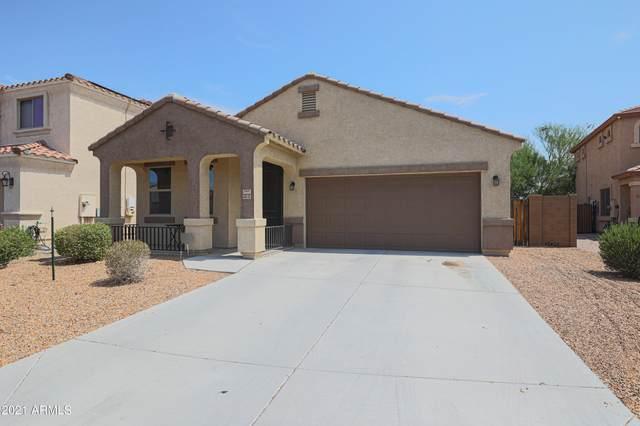 23722 W Levi Drive, Buckeye, AZ 85326 (MLS #6265511) :: Devor Real Estate Associates