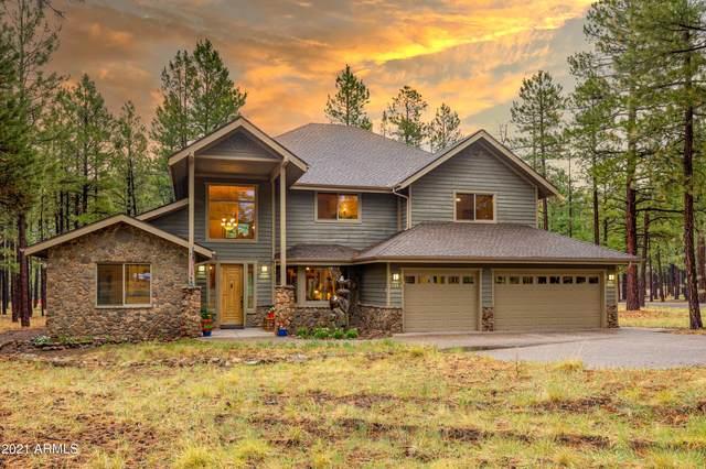 1015 E Hattie Greene, Flagstaff, AZ 86001 (MLS #6265533) :: Elite Home Advisors