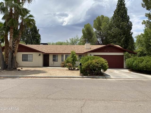 725 Sunflower Avenue, Wickenburg, AZ 85390 (MLS #6265545) :: Elite Home Advisors