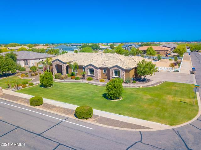21484 E Mewes Road, Queen Creek, AZ 85142 (MLS #6265567) :: Yost Realty Group at RE/MAX Casa Grande