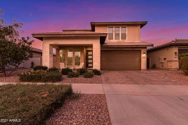 4715 S Avitus Lane, Mesa, AZ 85212 (MLS #6265569) :: The Daniel Montez Real Estate Group