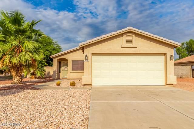 504 S 7TH Street, Buckeye, AZ 85326 (MLS #6265573) :: Klaus Team Real Estate Solutions