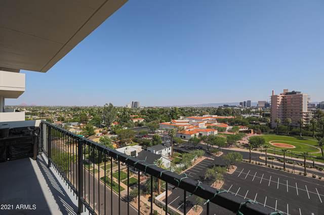 2323 N Central Avenue #902, Phoenix, AZ 85004 (MLS #6265576) :: The Ellens Team