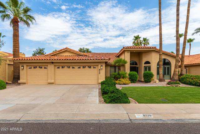 8720 E San Vicente Drive, Scottsdale, AZ 85258 (MLS #6265620) :: The Garcia Group